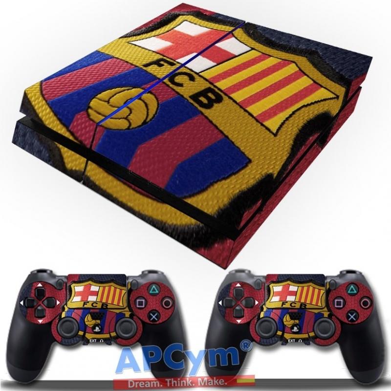 Vinilo Playstation 4 Barcelona - APCym - Tienda de Vinilos para ... 995721c0cad