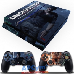 Vinilo Playstation 4 Uncharted