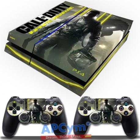 Vinilo Playstation 4 COD Call Of Duty Infinite Warfare