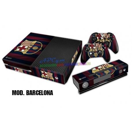 Vinilo Xbox One Barcelona