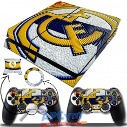 Vinilo Playstation 4 Real Madrd y Nada Más