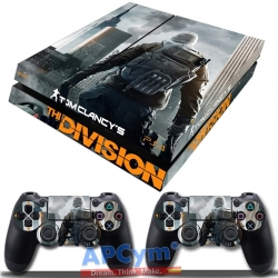 Vinilo Playstation 4 Division