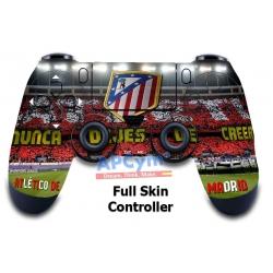 Vinilo Skin para Mando PS4 Completo Atleti