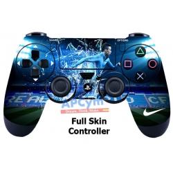 Vinilo Skin para Mando PS4 Completo Ronaldo Cr7