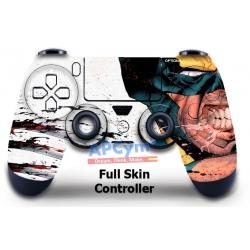 Vinilo Skin para Mando PS4 Completo Lobezno Xmen