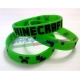 Minecraft Pulsera Alta Calidad Verde