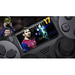 TouchPad Mando PS4 Fifa 17 Messi