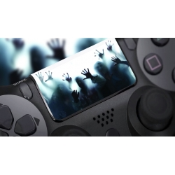 TouchPad Mando PS4 Zombies TV 3