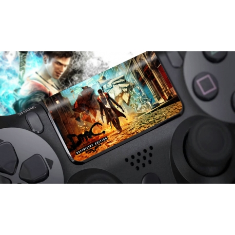 TouchPad Mando PS4 Devil My Vry