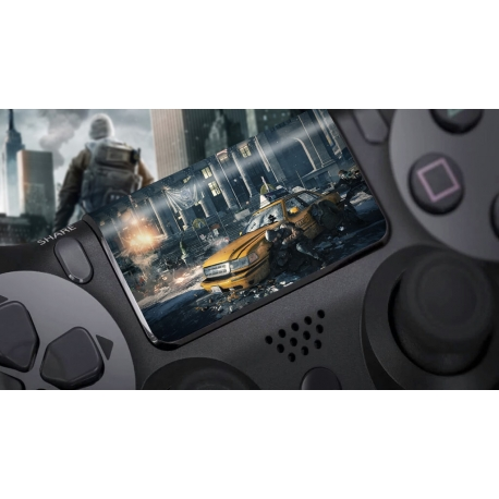 TouchPad Mando PS4 The Division Taxi