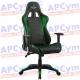Silla Gaming Alpha Gamer Hydra Verde-Negra