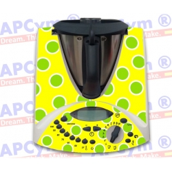 Vinilo Thermomix TM31 Amarillo