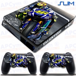 Vinilo PS4 Slim 4 Rossi Moto 46