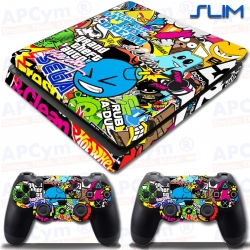Vinilo Playstation 4 Multimarcas SEGA