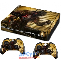 Vinilo Xbox One Darksouls III