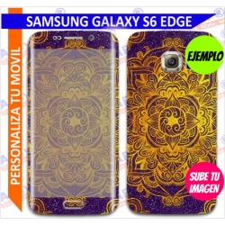 Vinilo para Movil Samsung Galaxy S6 Edge
