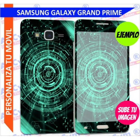 Vinilo para Movil Samsung Galaxy Grand Prime