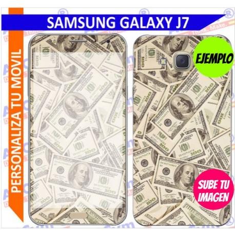 Vinilo para Movil Samsung Galaxy J7