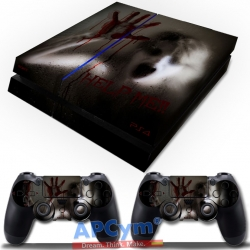 Vinilo Playstation 4 Zombies Help Me