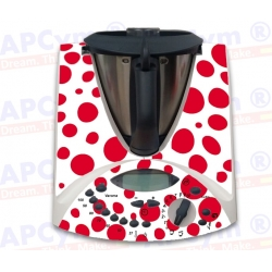 Vinilo Thermomix TM31 La Flamenca