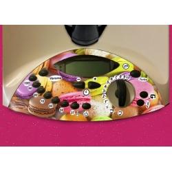Vinilo Thermomix TM31 Botonera Dulces Colores