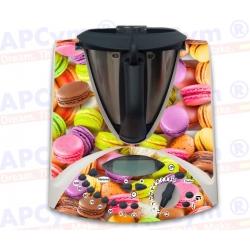 Vinilo Thermomix TM31 Dulces de Colores