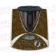 Vinilo Thermomix TM31 Botonera Beige Estrellas