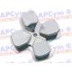 Dpad de Aluminio mando Ps4 Azul