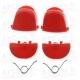 Gatillos PS4 L1 R1 L2 R2 + 2 Muelles  rojos