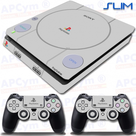 Vinilo PS4 Slim psx psone retro