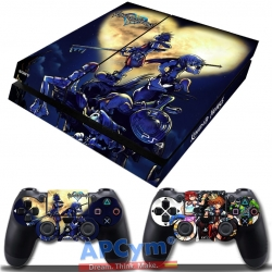 Vinilo Playstation 4 Kingdomw Hearts