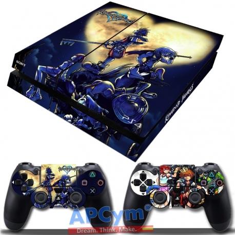 Vinilo Playstation 4 Kingdomw Hearts
