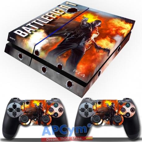 Vinilo Playstation 4 battlefield 1