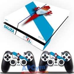 Vinilo Playstation 4 Celta