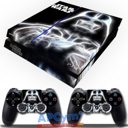 Vinilo Playstation 4 darth vader star wars