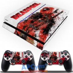 Vinilo Playstation 4 Deadpool