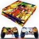 Vinilo Playstation 4 dragon ball z