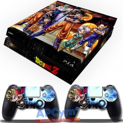 Vinilo Playstation 4 Dragon Ball Z goku