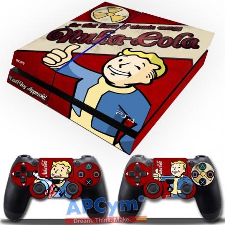 Vinilo Playstation 4 fallout