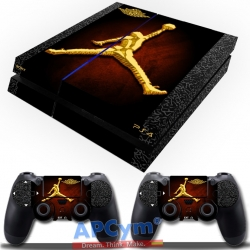 Vinilo Playstation 4 Jordan Oro