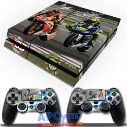 Vinilo Playstation 4 Rossi