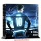 Vinilo Playstation 4 messi argentina