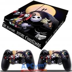Vinilo Playstation 4 pesadilla antes de navidad