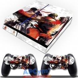 Vinilo Playstation 4 ryu ken