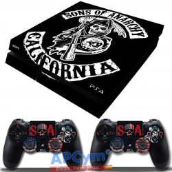 Vinilo Playstation 4 SOA