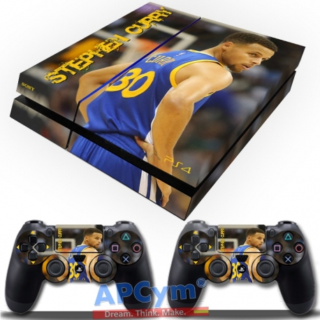 Vinilo Playstation 4 Stephen Curry
