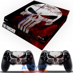 Vinilo Playstation 4 the punisher