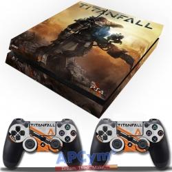 Vinilo Playstation 4 Titanfall