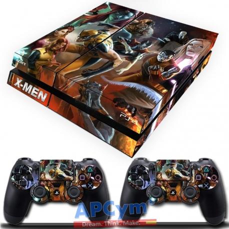 Vinilo Playstation 4 xmen