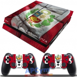 Vinilo Playstation 4 peru